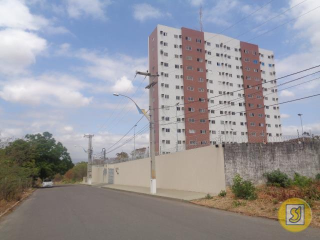 Apartamento para alugar com 3 dormitórios em Lagoa seca, Juazeiro do norte cod:49529