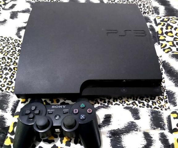 Playstation 3 Slin Original estado de novo 160 Gb