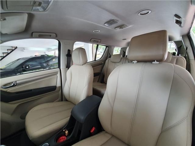 Chevrolet Trailblazer 3.6 ltz 4x4 v6 gasolina 4p automático - Foto 10