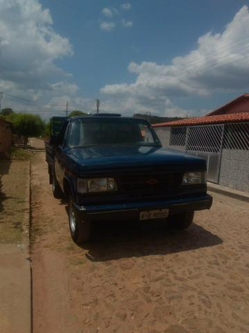 Chevrolet d-20 ano 91/92 - Foto 3