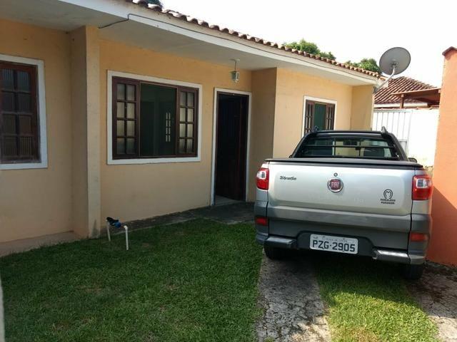 Imóvel Térreo - Santa Cruz da Serra R$165 mil