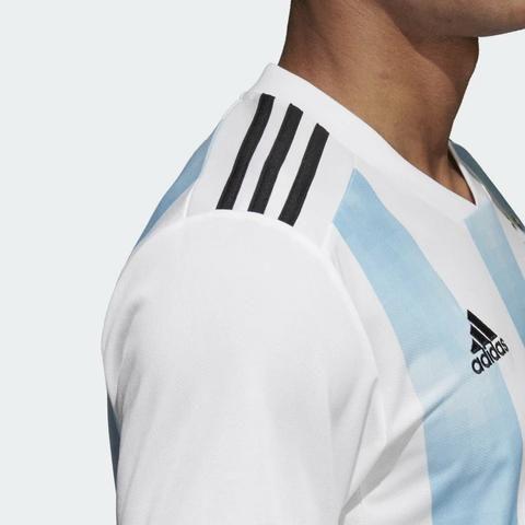 Camisa Seleção Argentina Home M 2018 s n° Torcedor - Roupas e ... a8b26a151a5fc