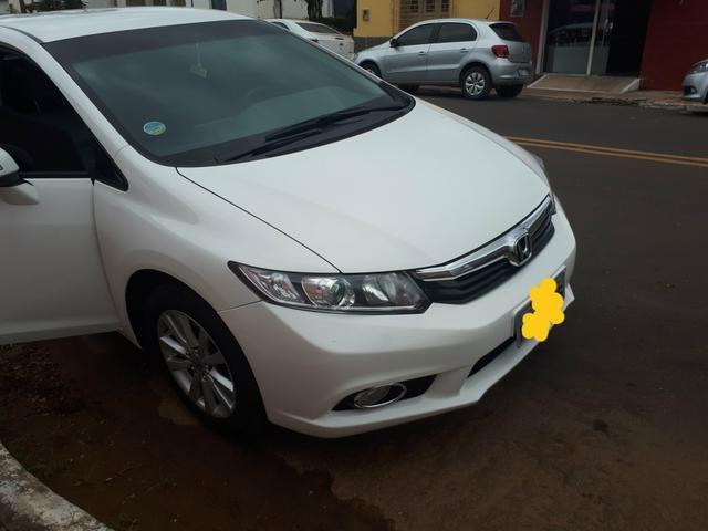 Civic 2013/14, 2.0 LXR