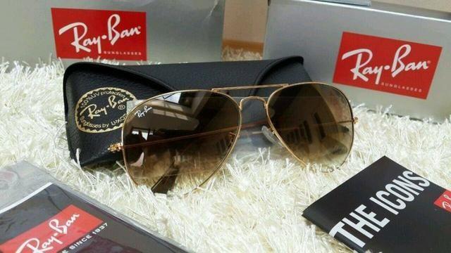 14d0246e8 Oculos Ray Ban - 100% Original - Linha Completa - Mais de 5 mil clientes