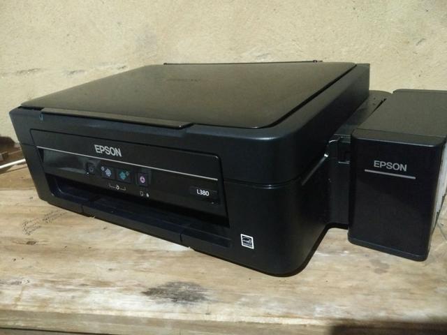 Impressora Colorida EPSON L380