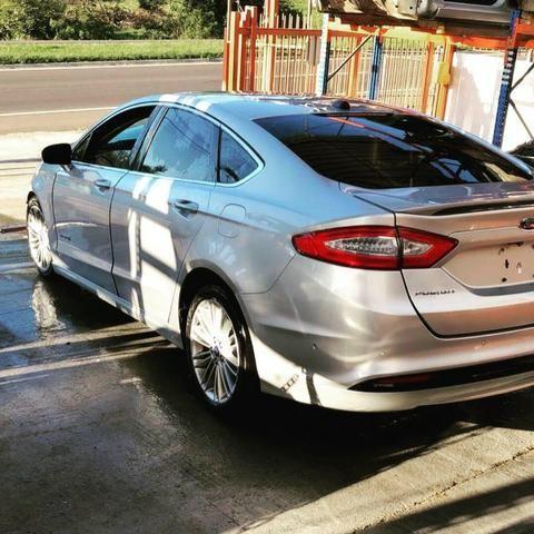 Sucata Ford Fusion Hybrid Titanium 2 0 2014 Carros Vans E