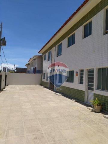 Apartamento com 3 dormitórios para alugar, 53 m² por R$ 800,00/mês - Jardim Atlântico - Ol - Foto 3
