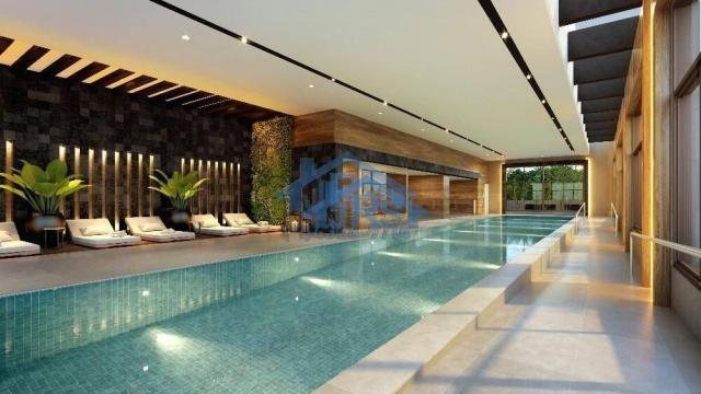 Apartamento com 5 dormitórios à venda, 410 m² por R$ 3.690.000,00 - Edifício Myrá - Baruer - Foto 4