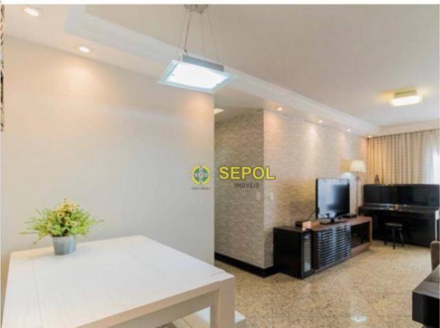 Apartamento com 3 dormitórios à venda por R$ 570.000,00 - Tatuapé - São Paulo/SP - Foto 2