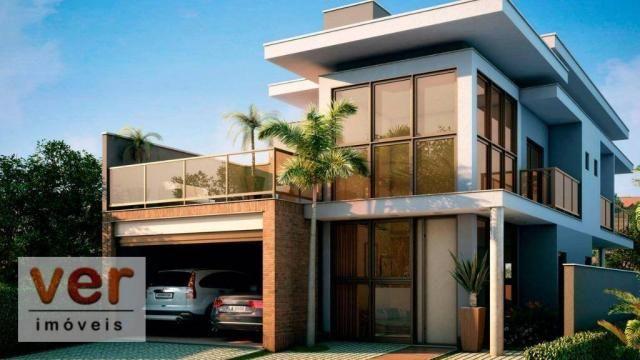 Casa à venda, 236 m² por R$ 985.000,00 - Eusébio - Fortaleza/CE