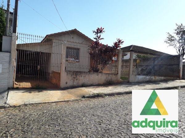 Casa com 2 quartos - Bairro Oficinas em Ponta Grossa - Foto 2