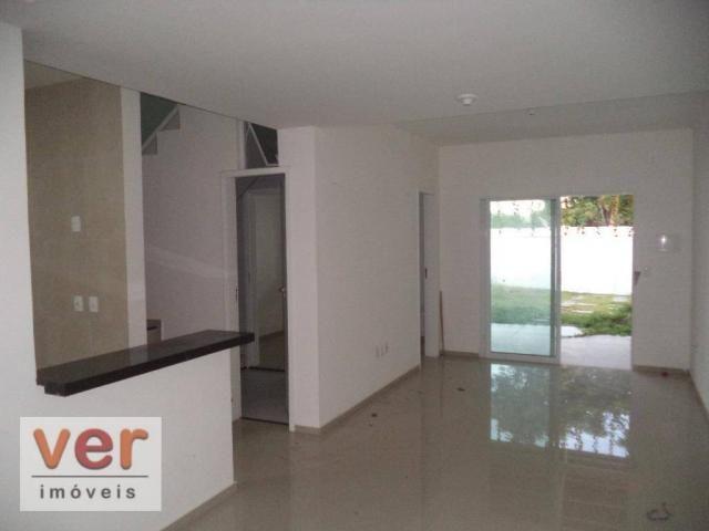 Casa à venda, 108 m² por R$ 230.000,00 - Divineia - Aquiraz/CE - Foto 8