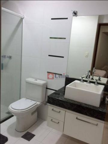 Apartamento com 3 dormitórios à venda, 138 m² por R$ 620.000,00 - Castelinho - Piracicaba/ - Foto 10