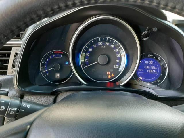 Honda New Fit EX 1.5 CVT - Foto 9
