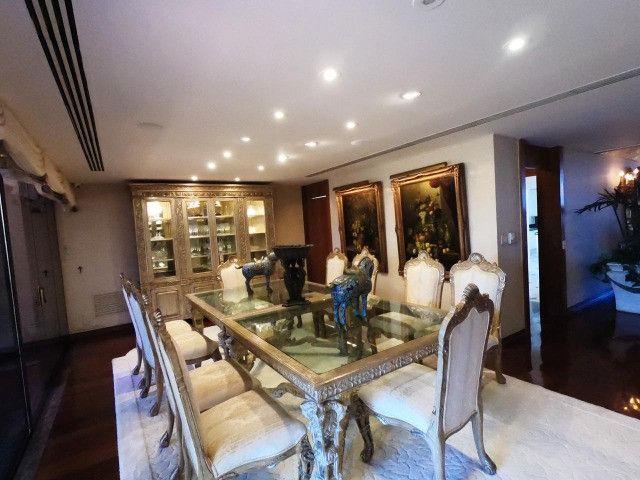 Fantástica casa no Joá, em endereço privilegiado - Foto 14
