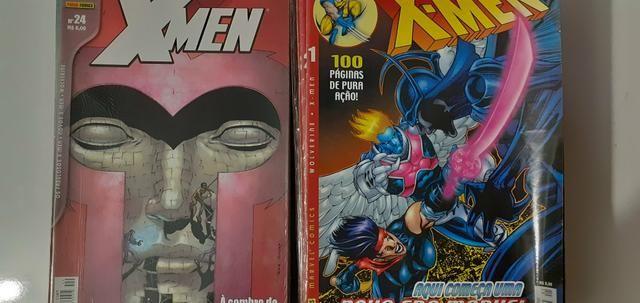 X-men ( primeira série da panini )