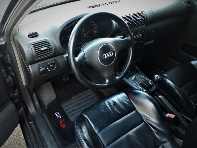 Audi A3 1.8 Turbo 150 cv - Teto Solar - Câmbio Manual - Foto 7