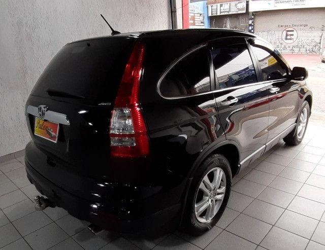 CR-V EXL - 4x4 - Automático + Couro + Teto - 2011 - Parcelas de R$1.118,00 - Foto 6