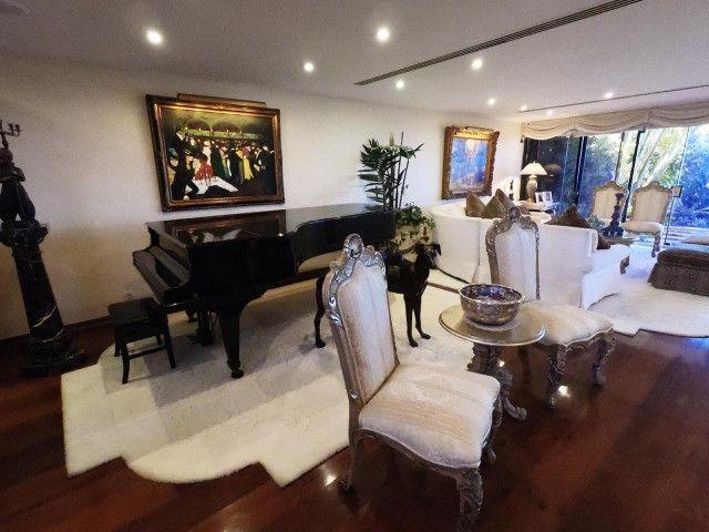 Fantástica casa no Joá, em endereço privilegiado - Foto 5