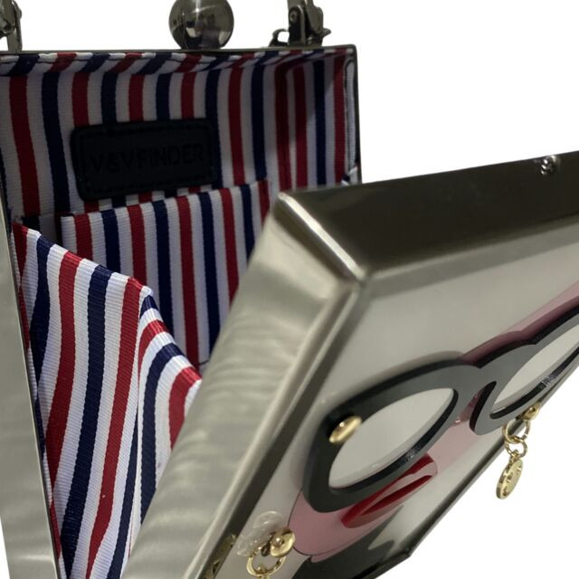 Bolsa Clutch de Luxo V&V Finder Original - Foto 3