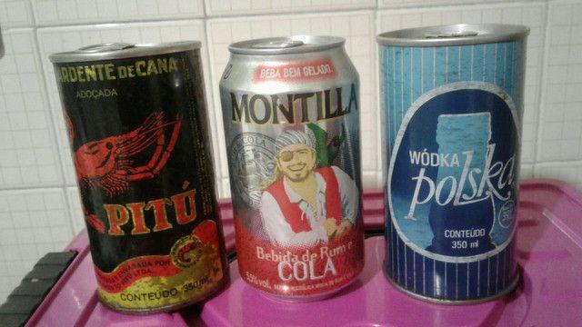 três antiguidade de bebidas  - Foto 2