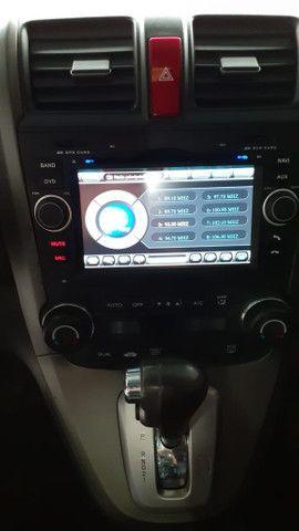 CR-V EXL - 4x4 - Automático + Couro + Teto - 2011 - Parcelas de R$1.118,00 - Foto 12