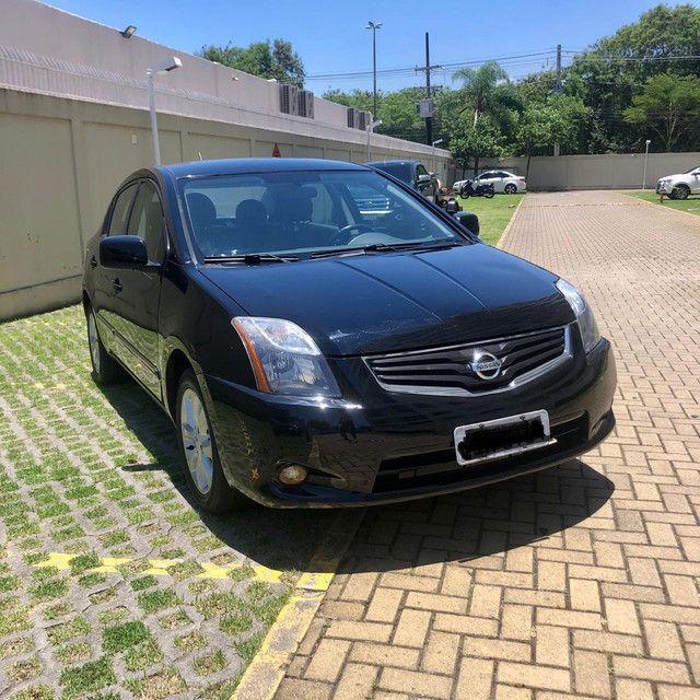 Nissan Sentra ótimo estado 2013