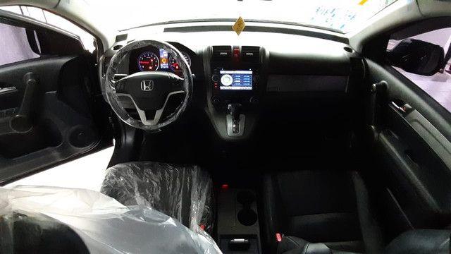 CR-V EXL - 4x4 - Automático + Couro + Teto - 2011 - Parcelas de R$1.118,00 - Foto 10