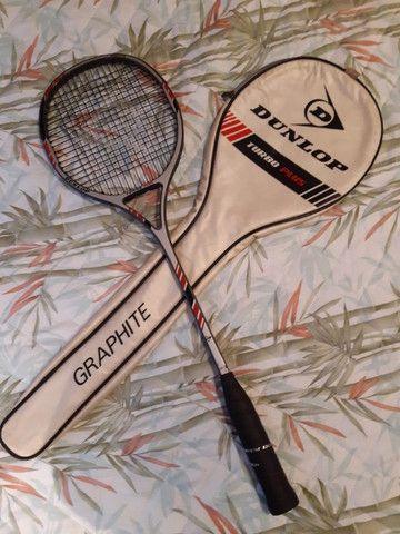 Duas Raquetes de Squash por 100RS - Foto 2