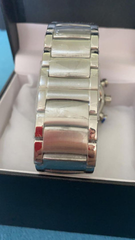 Relógio BVLGARI Híbrido Prata Automático a prova d'água - Foto 6