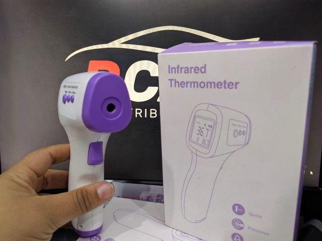 Termômetro digital Infravermelho YRK-002A - Foto 2