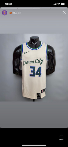 Camisas de Basquete NBA Silk - Foto 4