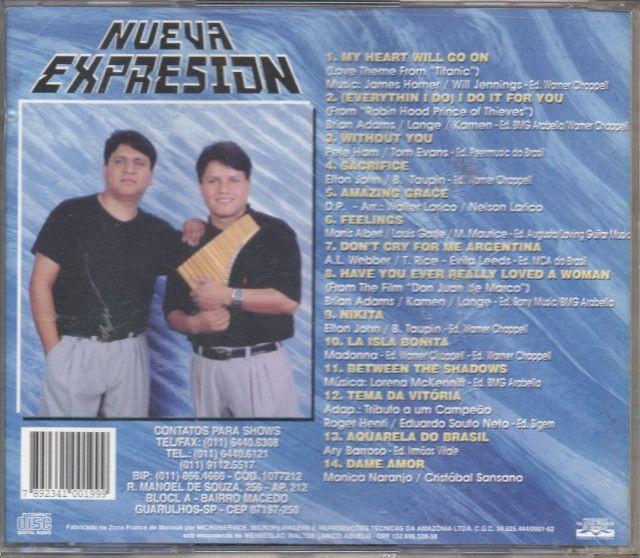 Cd - Nueva Expresion - Musica Andina - Foto 2