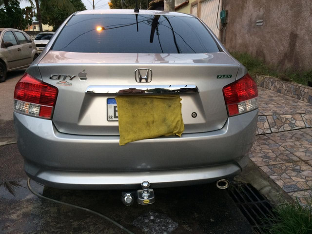 Honda city 2012 automático top