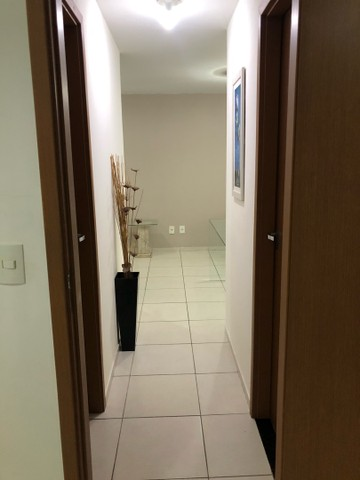 Alugo apartamento 2/4 semi mobiliado Ib gatto farol - Foto 4