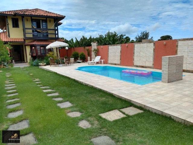 Vendo duplex com vista privilegiada para lagoa em condomínio, piscina, churrasqueira - Foto 3