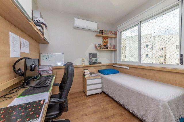 Apartamento à venda com 3 dormitórios em Jardim lindóia, Porto alegre cod:9268 - Foto 13