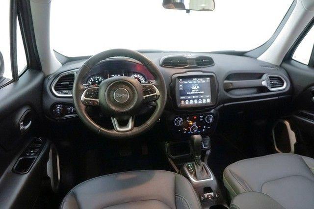 RENEGADE 2019/2020 1.8 16V FLEX LONGITUDE 4P AUTOMÁTICO - Foto 8