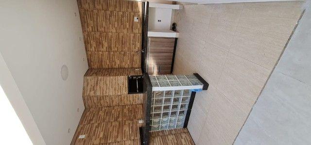 Casa em condomínio 2 quartos com suite e lazer completo - Segurança   - Foto 2