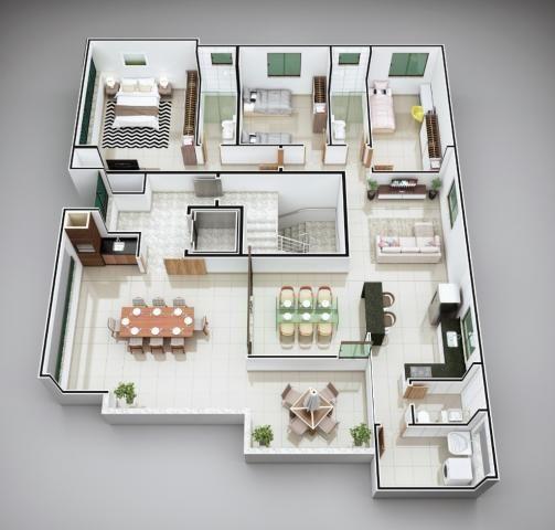 Apartamento à venda com 3 dormitórios em Caravelas, Ipatinga cod:821 - Foto 2