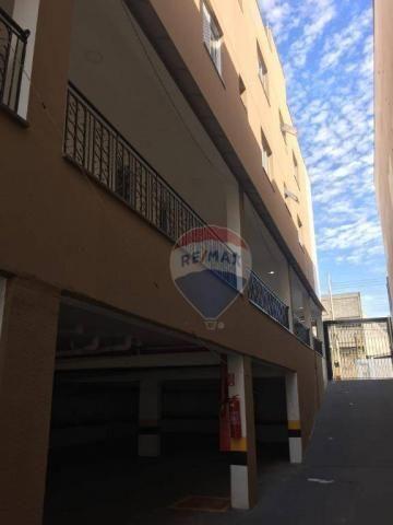 Apartamento com 2 dormitórios para alugar, 65 m² por R$ 1.296,00/mês - Jardim Bertioga - V - Foto 14