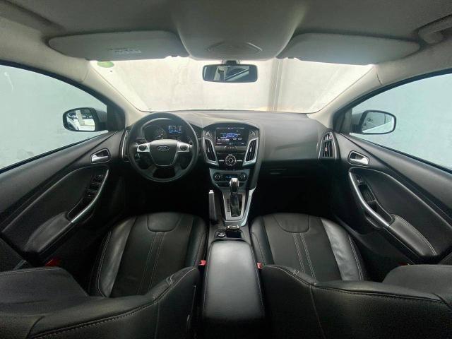 Ford Focus Hatch Titanium 2015 - Foto 8