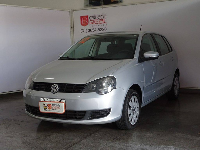 VOLKSWAGEN POLO 2012/2012 1.6 MI 8V FLEX 4P MANUAL