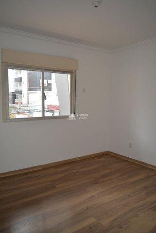 Apartamento 02 dormitórios para alugar em Santa Maria de frente com Sacada Garagem - ed Sa - Foto 12