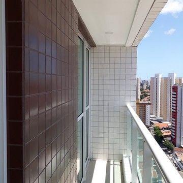 Ótimo apartamento no bairro de fátima, com 3 quartos sendo 2 suítes, armarios, blindex nos - Foto 19