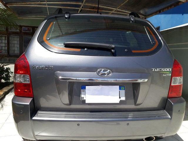 Hyundai Tucson 2.0 Flex 2017 - Foto 3