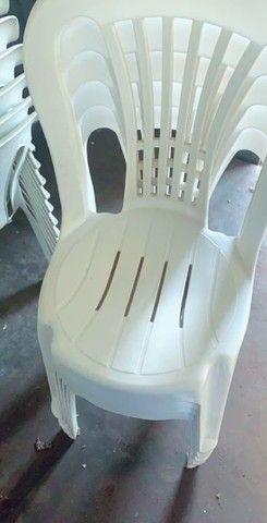 Cadeiras de Plástico  - Foto 2
