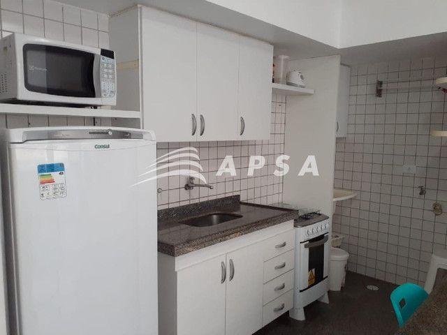 Apartamento para alugar com 1 dormitórios em Ponta verde, Maceio cod:32300 - Foto 2