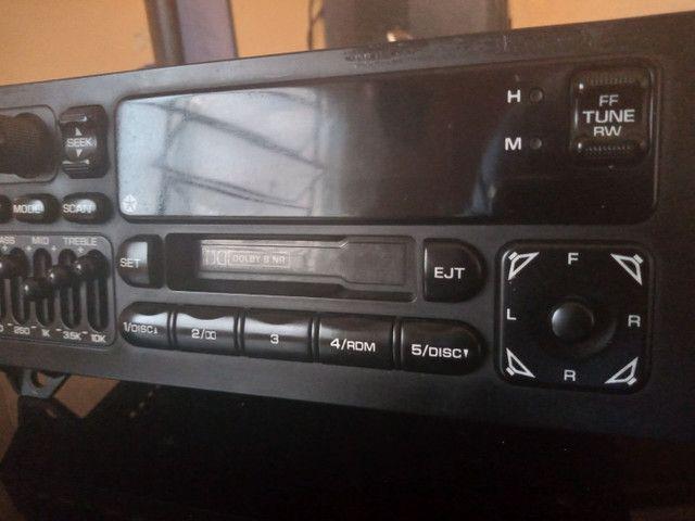 Rádio original jeep Cherokee Laredo  - Foto 5