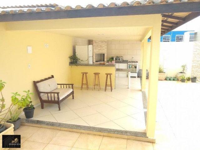 Casa com 02 quartos amplos, closet, piscina e churrasqueira. Bairro Nova São Pedro - Foto 2